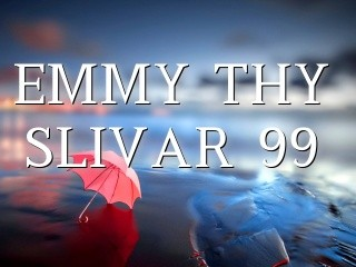 EMMY THY SLIVAR 99 Text Wallpaper