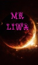 MR LIWA Text Wallpaper